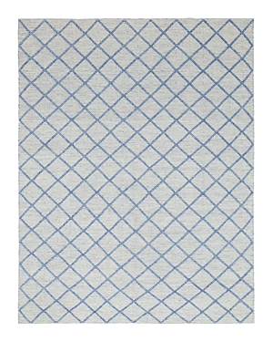 Solo Rugs Flatweave Hand-Knotted Area Rug, 9'1 x 12'1
