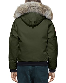 ... Canada Goose - Chilliwack Fur Trim Bomber Jacket