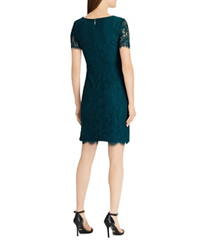 Ralph Lauren - Scalloped Lace Dress