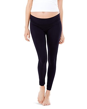 Ingrid & Isabel Maternity Convertible-Waist Leggings