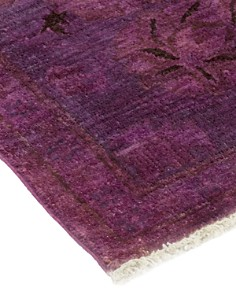 """Solo Rugs - Vibrance Alysha Hand-Knotted Area Rug, 12' 1"""" x 18' 1"""""""