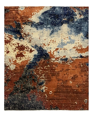 Solo Rugs Galaxy Francesca Hand-Knotted Area Rug, 8\\\'0 x 9\\\'10-Home
