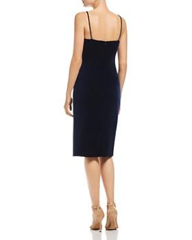 Black Halo - Bowery Velvet Dress - 100% Exclusive
