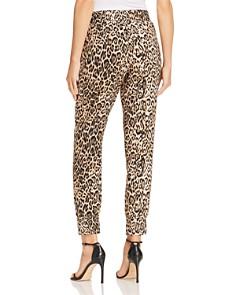 AQUA - Leopard Print Jogger Pants - 100% Exclusive