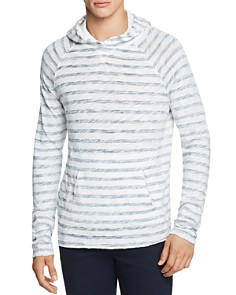 ATM Anthony Thomas Melillo - Slub Painted Stripe Pullover Hoodie - 100% Exclusive