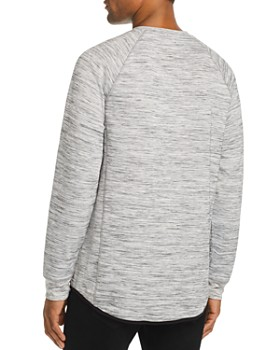Pacific & Park - Chest-Pocket Spacedyed Sweatshirt - 100% Exclusive
