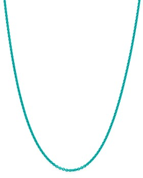 Dodo - Sterling Silver Chain Necklace, 15.7""