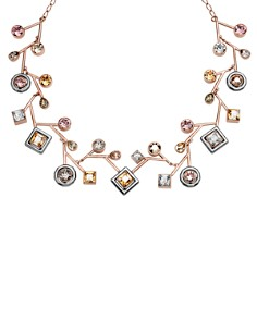 Atelier Swarovski - by Peter Pilotto Arbol Necklace, 19""