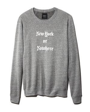 Knowlita New York Or Nowhere Sweatshirt