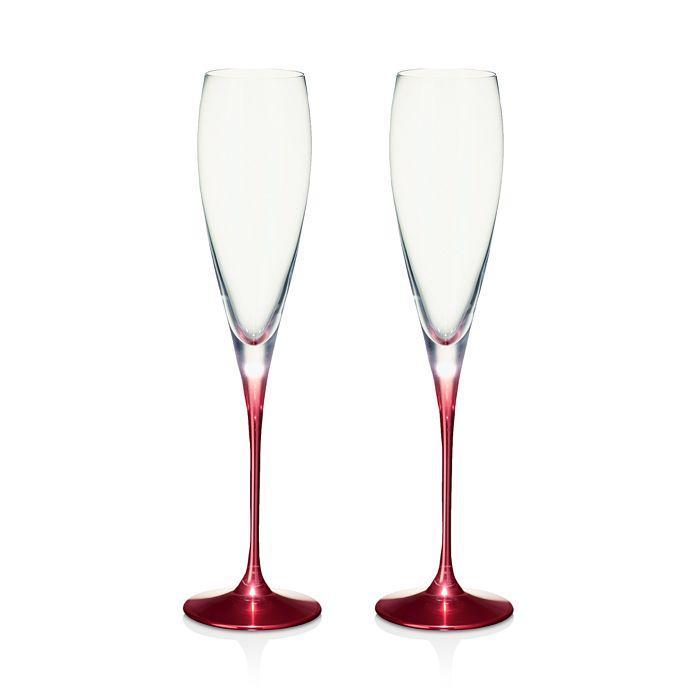 Villeroy & Boch - Allegorie Premium Rose Champagne Glass, Set of 2