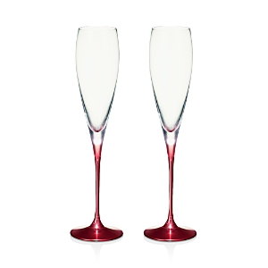 Villeroy & Boch Allegorie Premium Rose Champagne Glass, Set of 2