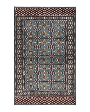 Solo Rugs Modern Charlie Hand-Knotted Area Rug, 4' x 6' 4
