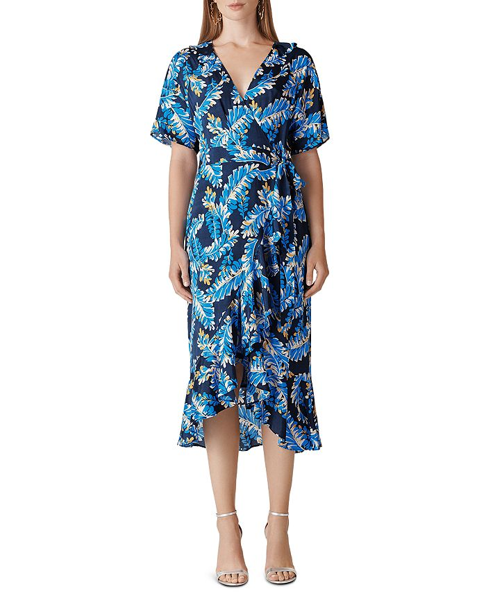 Whistles - Josephine Print Wrap Dress