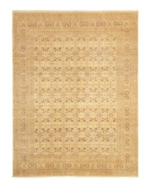 Solo Rugs Oushak Levi Hand-Knotted Area Rug, 10'0 x 13'2