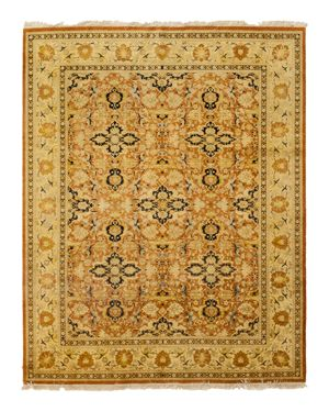 Solo Rugs Oushak Finn Hand-Knotted Area Rug, 8'2 x 10'3