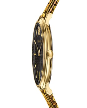 Versace Collection - The Tribute Edition Black Watch, 38mm