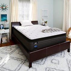 Sealy Posturepedic Adams Street Cushion Firm Euro Pillowtop Mattress & Box Spring Sets - 100% Exclusive - Bloomingdale's_0