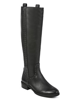 Sam Edelman - Women's Prina 2 Wide Calf Tall Leather Boots