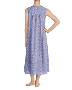 Eileen West - Sleeveless Cotton Long Ballet Nightgown