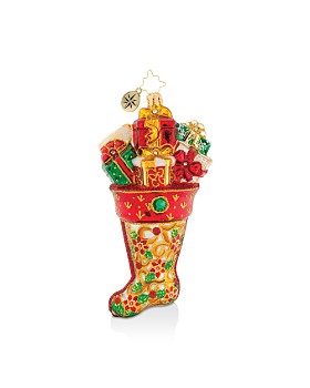 Christopher Radko - Majestic Stocking Stuffers Ornament