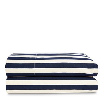 Ralph Lauren - Cameron Stripe Flat Sheet, King