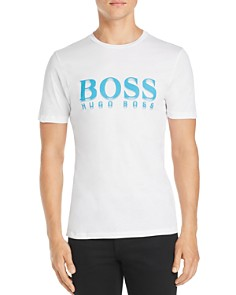 BOSS Tlax Logo Graphic Tee - Bloomingdale's_0