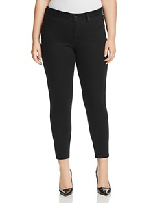Lucky Brand Plus - Lolita Cropped Skinny Jeans in Bell Road