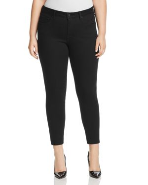 Lucky Brand Plus Lolita Cropped Skinny Jeans in Bell Road 3073296
