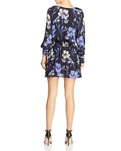 Ramy Brook - Milene Floral Silk Dress