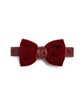 Lanvin - Velvet Bow Tie