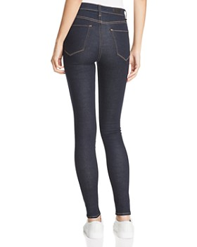 Hudson - Barbara High Rise Skinny Jeans in Sunset Blvd