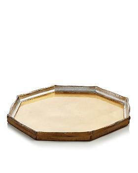 VIETRI - Florentine Octagon Wood Tray - 100% Exclusive