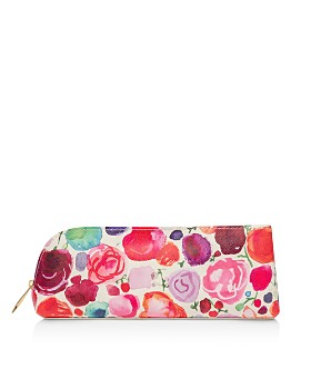 kate spade new york - Watercolor Floral Pencil Case