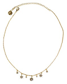 """Jules Smith - Star Bright Choker Necklace, 12"""""""