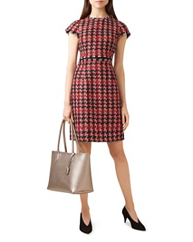 HOBBS LONDON - Angeline Tweed Dress