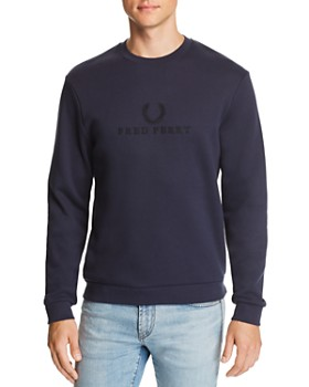 Fred Perry - Embroidered Logo Sweatshirt