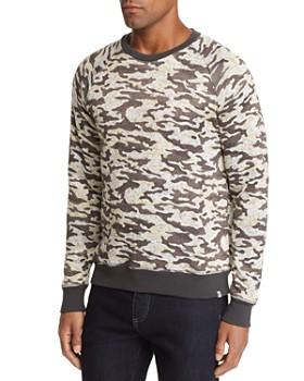 Sovereign Code - Stokes Camouflage-Print Sweatshirt