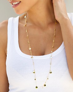 """Jules Smith - Tillie Layered Necklace, 30"""""""