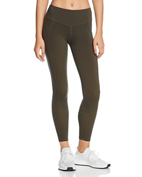 AQUA - High-Waist Ankle Leggings - 100% Exclusive