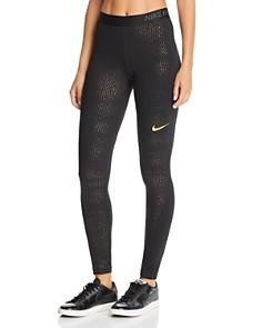 Nike - Metallic Dot Leggings