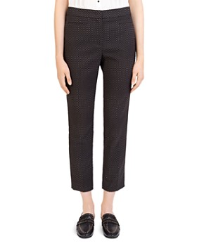 Gerard Darel - Gisele Jacquard Cropped Pants