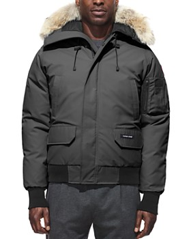 Canada Goose - Chilliwack Fur-Trimmed Down Bomber Jacket