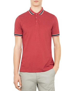 Ted Baker - Museo Mini Spot Regular Fit Polo