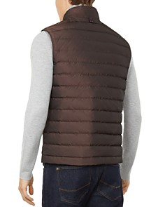 Ted Baker - Yarg Two-Tone Quilted Gilet