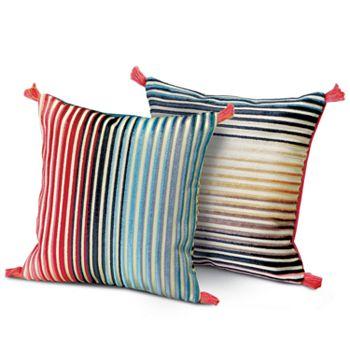 "Missoni - Jacaranda Decorative Pillow, 20"" x 20"""