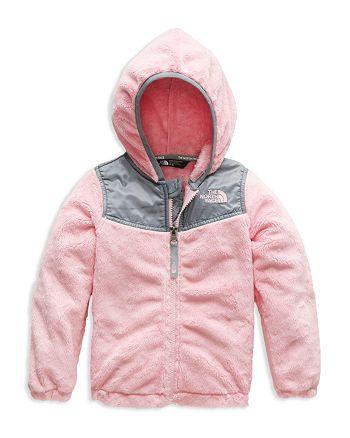 45cd0fd59 The North Face® Girls' Oso Fleece Jacket - Little Kid   Bloomingdale's