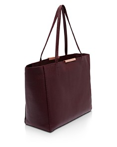 Ted Baker - Leather Bow Detail Shopper Tote
