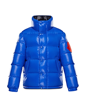 Moncler Boys Dervaux Down Jacket  Big Kid