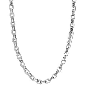 JOHN HARDY - Sterling Silver Classic Chain Link Necklace, 26""