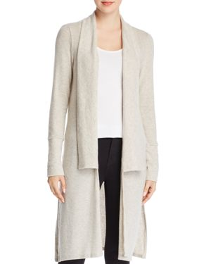 RED HAUTE Long Cardigan in Marble